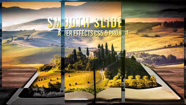 Smooth Slide After Effects Templates