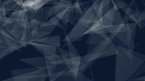 Blue abstract background texture. Moving digital backdrop Animation