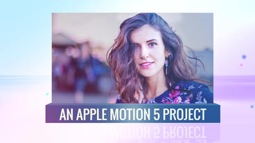Photo Awards Apple Motion Template