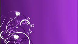 Flower vine background Animation