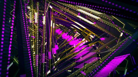 VJ Tunnel Loops Animation