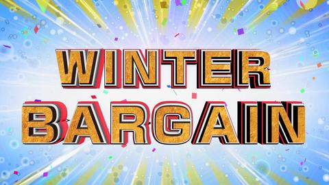 WINTER BARGAIN CG動画
