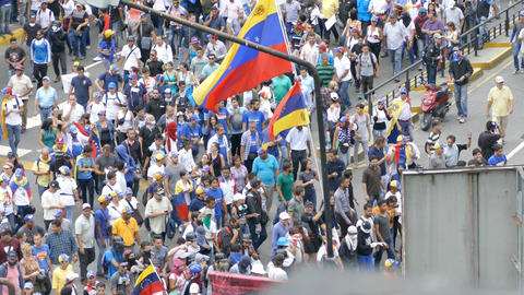 Protest for freedom in Venezuela, Against communism, Against socialism