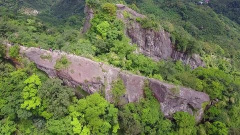 DJI MAVIC 4K Taiwan Xinbei Aerial Drone Video Wuliaojian Mountain 20170522 4 Footage