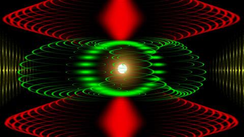RADIAL SYMMETR Animation