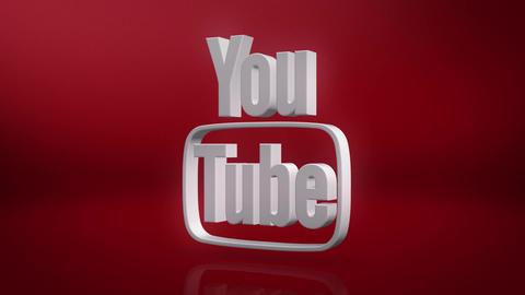 Youtube Text Motion Background Animation