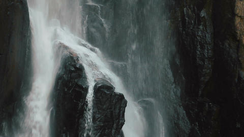 Video of Haew Narok Waterfall Filmmaterial