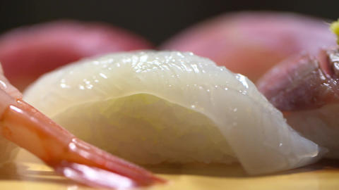 Sushi Footage