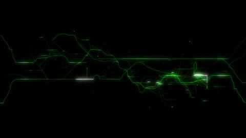Lightning circuit CG動画