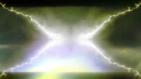 Energy Background Loop Animation