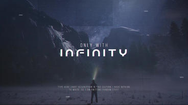 Infinity After Effects Project