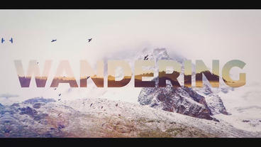 Travel Opener After Effects Templates