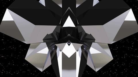 3 D Abstract 01 Vj Loop Animation