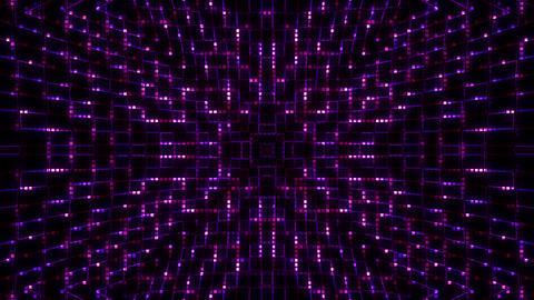 Pixel Texture 08 Vj Loop Animation