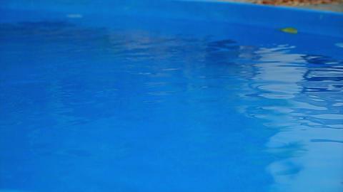 swimming pool water Footage