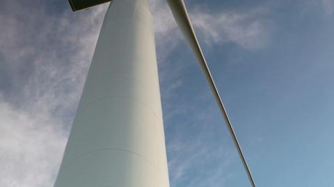 Wind turbine Footage