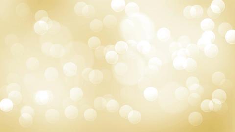 Gold beauty sparkles glow Animation