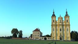 Pilgrimage church Ocistovani Panny Marie in the Dub nad Moravou Archivo