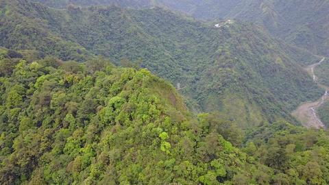 DJI MAVIC 4K Taiwan Taichung Aerial Drone Video KuKuan Tomatan mountain 20170528 Footage