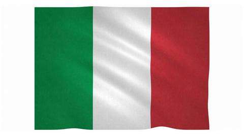Flag of Italy 20170522 Animation