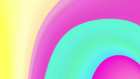 Pink color twirl 4K Animation