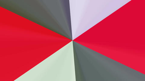 Abstract red and grey pattern 4K Animation