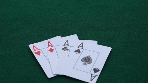 Four Aces Live Action