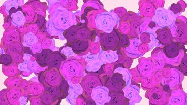 Rose Plantilla de Apple Motion
