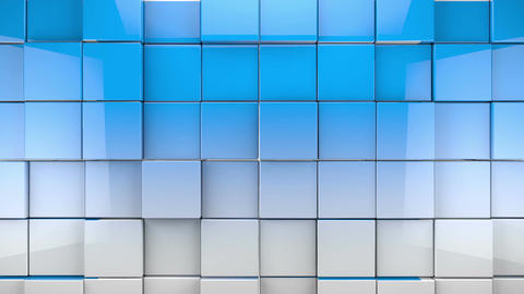 tiles cubes background CG動画素材