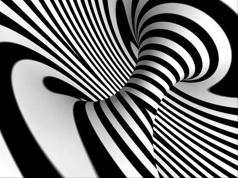 Swirl or twirl background Animación