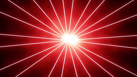 Red Laser Beams Rays Motion Background Backdrop Animation