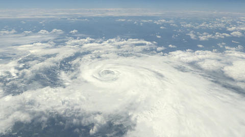 Cyclone - Hurricane - Typhoon (2k resolution, ProRes codec) CG動画素材