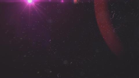 Anamorphic Insta-Flares