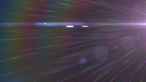 Anamorphic Insta-Flares ビデオ