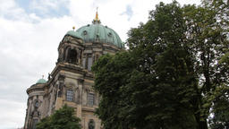 Berlin Cathedral church Footage