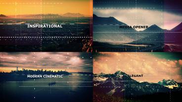Digital v2 Slideshow After Effectsプロジェクト