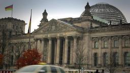 Reichstag Building Footage