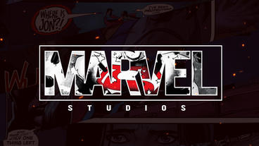 Marvel Comics Logo 2 in 1 After Effects Template