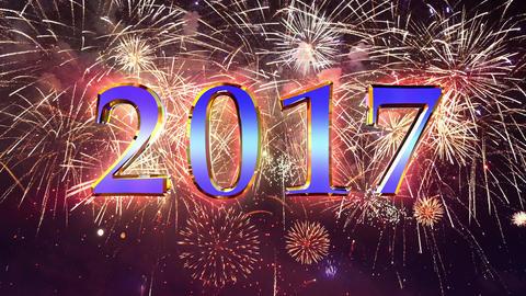 Fireworks2017 02B 4K 1vid Footage