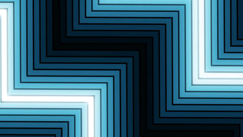 VJ blue light event concert dance music videos show party abstract led neon loop CG動画素材