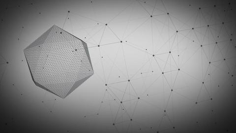 Math Plexus Background 画像