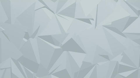Corporate Polygonal Background Animation