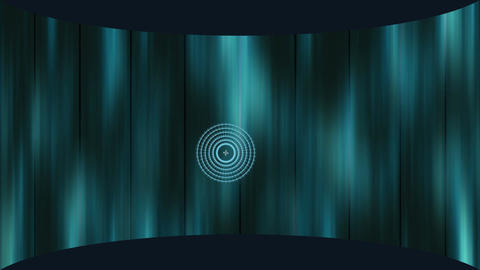 Target search interface. Modern science motion graphics background Animation