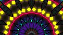 Disco Colorful Led Light Animación