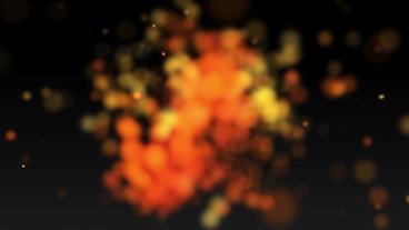 Particle-logo folder After Effectsプロジェクト