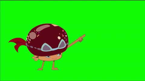 cupcake Animación