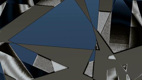 Changing Grunge Geometrical Graphics Shapes Figures Flat Motion Animation Animation