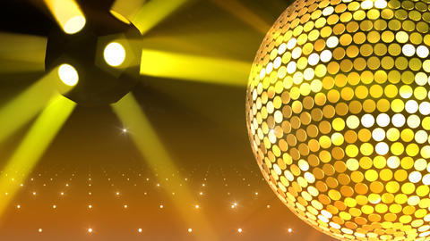 Mirror Ball 2b E Bc 1 HD Stock Video Footage