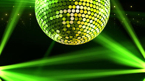Mirror Ball 2b H Bb 3 HD Stock Video Footage