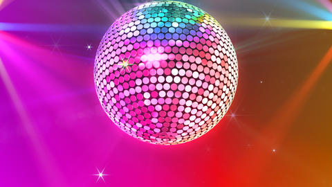 Mirror Ball 2b I Cc 1 HD Animation